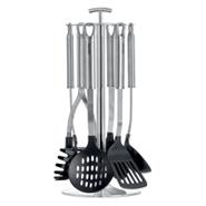 Набор кухонных инструментов с нейлоновым покрытием Anežka, 7 предметов