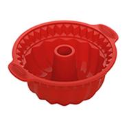 Форма для круглого кекса глубокая Míla, силиконовая