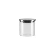Ёмкость для сыпучих продуктов со стальной крышкой Silvána, 0,45 л