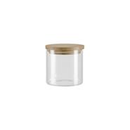 Ёмкость для сыпучих продуктов с крышкой из бамбука Viléma, 0,45 л