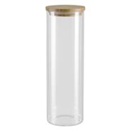Ёмкость для сыпучих продуктов с крышкой из бамбука Viléma, 1,65 л