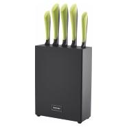 Набор из 5 кухонных ножей с блоком  JANA 723117
